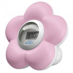 Thermomètre numérique bain...