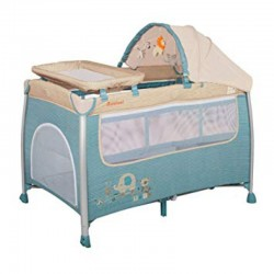 TRAVEL COT NIDO ZOOZOO DELUXE