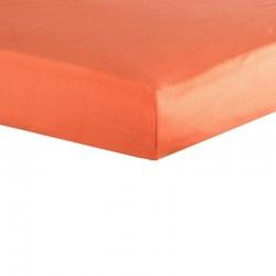 DRAP HOUSSE CORAIL 60x120