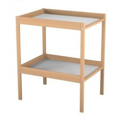 Table à langer bois SIMPLY...