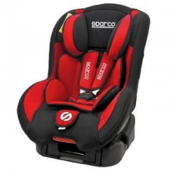 SIEGE AUTO SPARCO GR0+1 RED