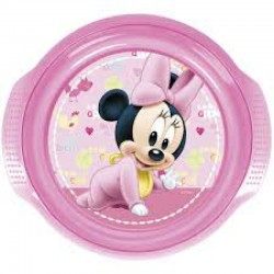 ASSIETTE MICRO MINNIE