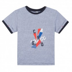 TEE-SHIRT MC GRAPHIC CARGO