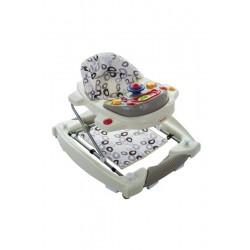 BABY WALKER CLASSIC 2IN1