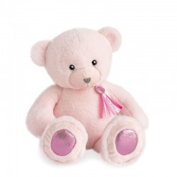 OURS ROSE SORBET 40CM - CHARMS